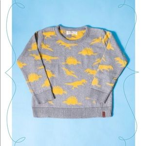 Dinosaur Crewneck sweater